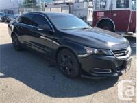 Make Chevrolet Model Impala Year 2016 Colour Black kms