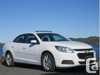 Make Chevrolet Model Malibu Year 2016 Colour White kms