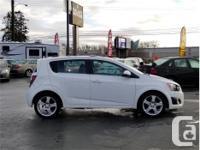 Make Chevrolet Model Sonic Year 2016 Colour White kms