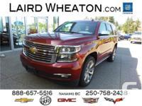 Make Chevrolet Model Tahoe Year 2016 Colour Siren Red