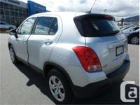 Make Chevrolet Model Trax Year 2016 Colour Silver Ice
