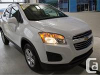 Make Chevrolet Model Trax Year 2016 Colour White kms