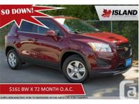 Make Chevrolet Model Trax Year 2016 Colour Burgundy