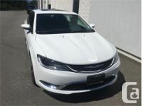 Make Chrysler Model 200 Year 2016 Colour Bright White