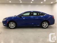 Make Chrysler Model 200 Year 2016 Colour Vivid Blue