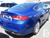 Make Chrysler Model 200 Year 2016 Colour Blue kms
