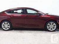 Make Chrysler Model 200 Year 2016 Colour Red kms 10664