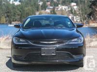 Make Chrysler Model 200 Year 2016 Colour Black kms