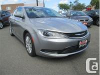 Make Chrysler Model 200 Year 2016 Colour Grey kms 3273