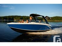 Featuring Volvo's Forward Drive, this boat is ideal for