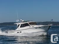 The Cutwater 30 LE is delivered fully-equipped and