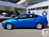 Make Dodge Model Dart Year 2016 Colour Blue kms 19614