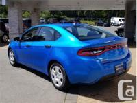 Make Dodge Model Dart Year 2016 Colour Blue kms 19577