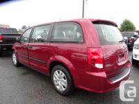 Make Dodge Model Caravan Year 2016 Colour RED kms 14