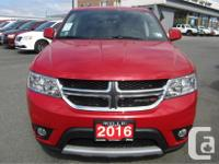 Make Dodge Model Journey Year 2016 Colour Red kms