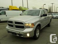 Make Dodge Model Ram 1500 Year 2016 Colour Silver kms