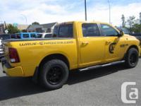 Make Dodge Model Ram 1500 Year 2016 Colour Yellow kms