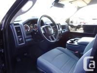 Make Dodge Model Ram 1500 Year 2016 Colour Black kms