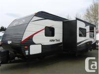 Price: $26,995 Stock Number: RV-1675A Modern spacious