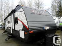 Price: $24,995 Stock Number: RV-1675A Modern spacious