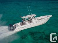 This luxury-meets-utility vessel is ideal for both a