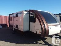 Don't miss out on the Element 30FLS by Evergreen RVs.