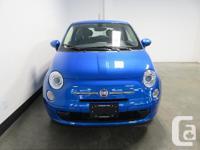 Make FIAT Model 500c Year 2016 Colour Blue kms 605
