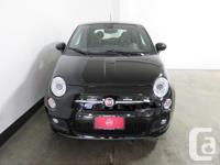 Make FIAT Model 500c Year 2016 Colour Black kms 4317