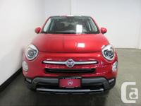 Make FIAT Model 500X Year 2016 Colour Red kms 9443