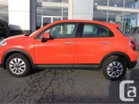 Make Fiat Model 500 Year 2016 Colour Orange kms 15
