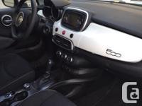 Make FIAT Model 500X Year 2016 Colour White kms 50000
