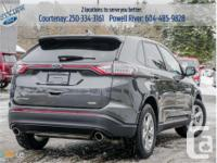 Make Ford Model Edge Year 2016 Colour Grey kms 47148
