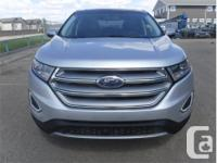 Make Ford Model Edge Year 2016 Colour Silver kms 46370