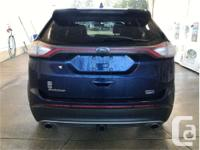 Make Ford Model Edge Year 2016 Colour Blue kms 51164