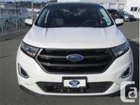 Make Ford Model Edge Year 2016 Colour White kms 58064