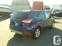 Make Ford Model Escape Year 2016 Colour Blue kms 96594
