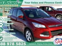 Make Ford Model Escape Year 2016 Colour Red kms 30984