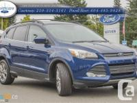 Make Ford Model Escape Year 2016 Colour Blue kms 27147