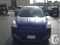 Make Ford Model Escape Year 2016 Colour Blue kms 31281