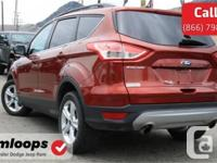Make Ford Model Escape Year 2016 Colour Yellow kms
