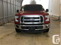 Make Ford Model F-150 Year 2016 Colour Red kms 132210