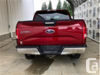 Make Ford Model F-150 Year 2016 Colour Red kms 140537