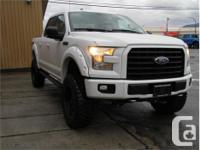 Make Ford Model F-150 Year 2016 Colour White kms 29220