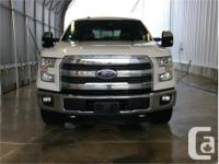 Make Ford Model F-150 Year 2016 Colour White kms 55888