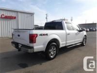 Make Ford Model F-150 Year 2016 Colour White kms 83623