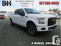 Make Ford Model F-150 Year 2016 Colour White kms 19877