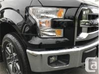 Make Ford Model F-150 Year 2016 Colour Black kms 61874