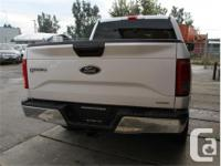 Make Ford Model F-150 Year 2016 Colour White kms 35771