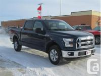 Make Ford Model F-150 Year 2016 Colour Blue kms 28029