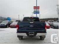 Make Ford Model F-150 Year 2016 Colour Blue kms 38588